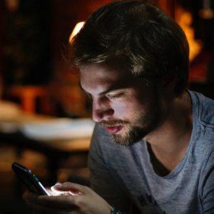 smartphone gebruik stress